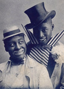 bert williams george walker vaudeville