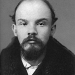 lenin receding hairline 1895
