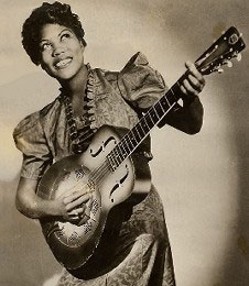 sister rosetta tharpe strange things happening every day